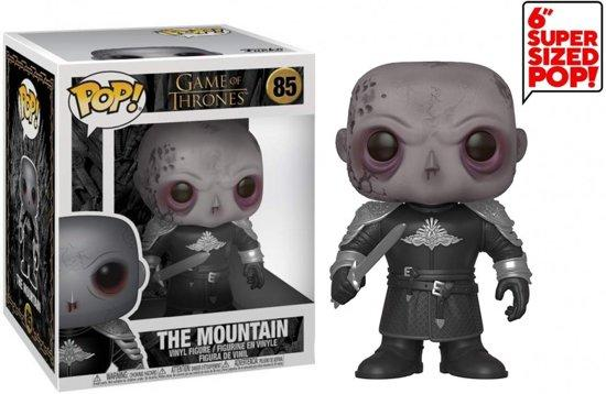GAME  OF THRONES - Bobble Head POP N° 85 - Mountain Unmasked OVERSIZE