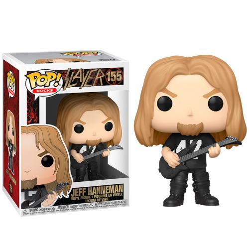 SLAYER - Bobble Head POP N° 155 - Jeff Hanneman