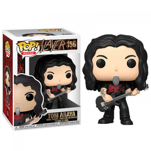 SLAYER - Bobble Head POP N° 156 - Tom Arya