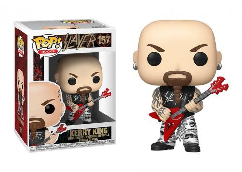SLAYER - Bobble Head POP N° 157 - Kerry King