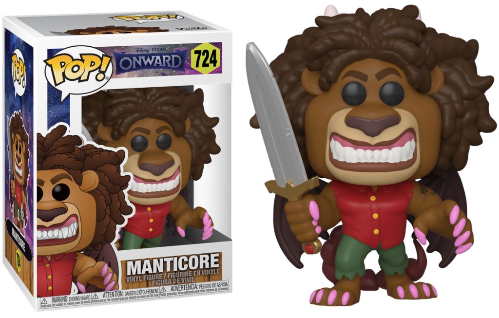 EN AVANT – BOBBLE HEAD POP N° 724 – MANTICORE