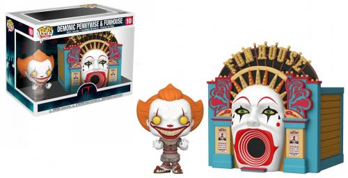 CA 2 - Pop Town N° 10 - Demonic Pennywise w/Funhouse