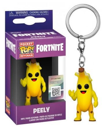 FORTNITE - Pocket Pop Keychains - Peely - 4cm_1