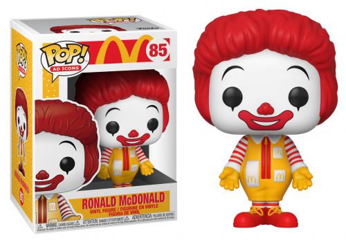 MCDONALDS - Bobble Head POP N° 85 - Ronald McDonald