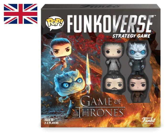 GAME OF THRONES - Funkoverse 100 - Jeu de Base 'UK'_1