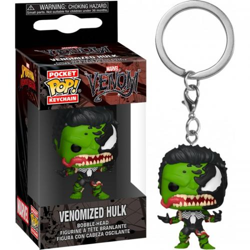 MARVEL VENOM - Pocket Pop Keychains - Hulk - 4cm