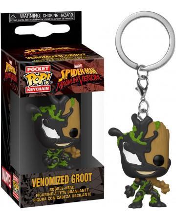 MARVEL VENOM - Pocket Pop Keychains - Groot - 4cm_1