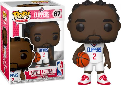 NBA - Bobble Head POP N° 67 - Kawhi Leonard (Clippers)