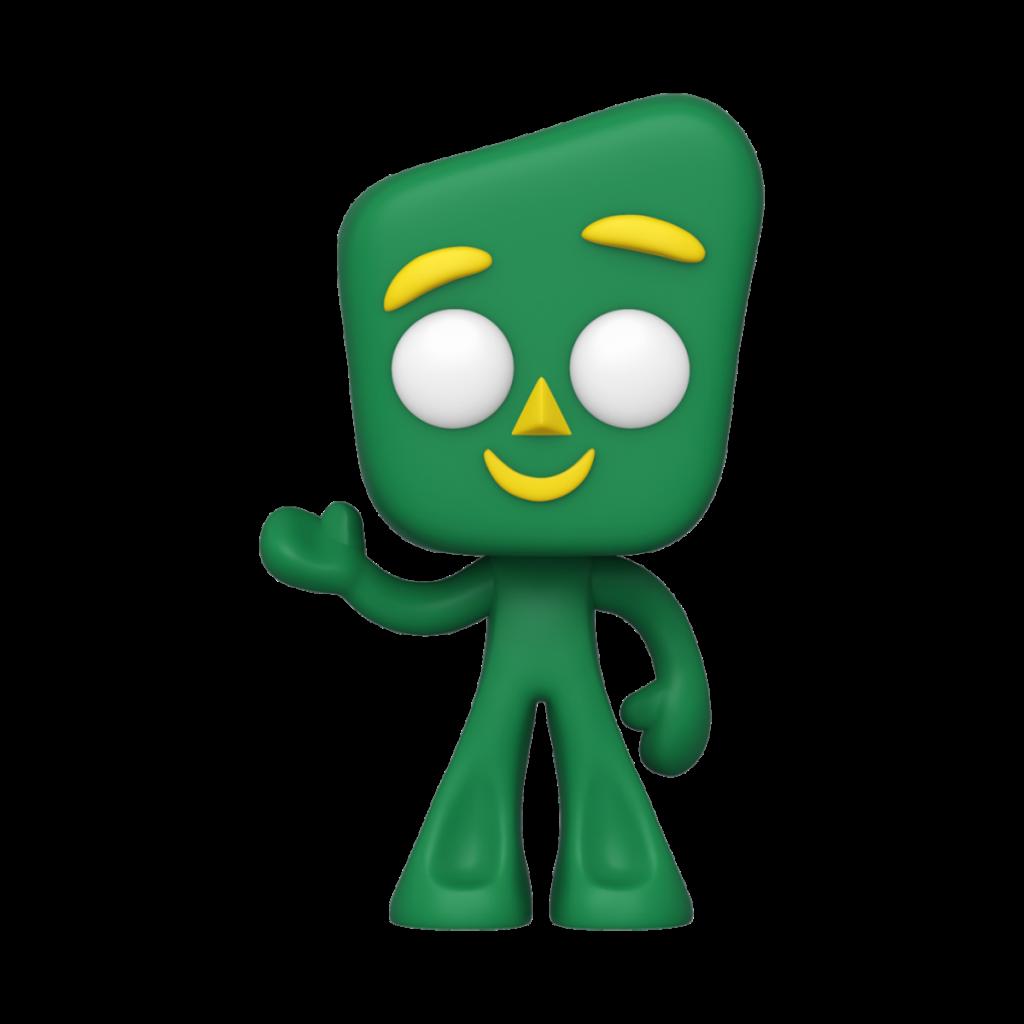 GUMBY - Bobble Head POP N° xxx - Gumby
