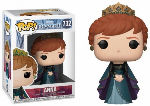 FROZEN 2 - Bobble Head POP N° 731 - Anna (Epilogue)