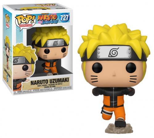 NARUTO - Bobble Head POP N° 727 - Naruto Running