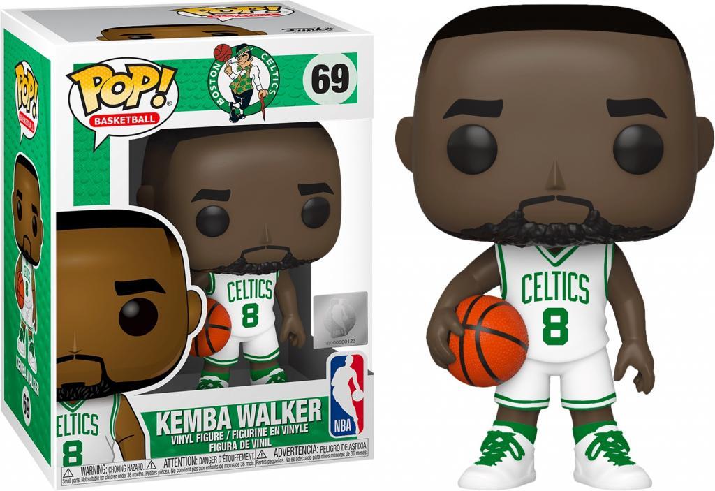 NBA - Boston Celtics - Bobble Head POP N° 69 - Kemba Walker