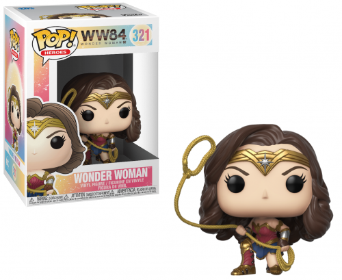 WW84 - Bobble Head POP N° 321 - Wonder Woman