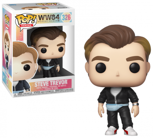 WW84 - Bobble Head POP N° 326 - Steve Trevor
