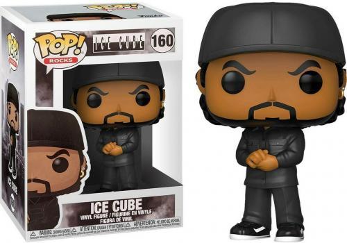 ROCKS - Bobble Head POP N° 160 - Ice Cube