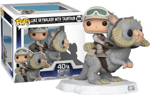 STAR WARS - Pop Deluxe N° 366 - Luke on Taun Taun