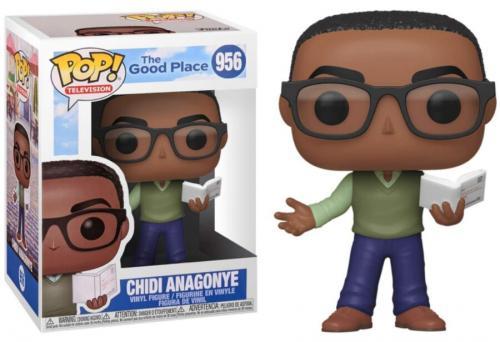 THE GOOD PLACE - Bobble Head POP N° 956 - Chidi Anagonye