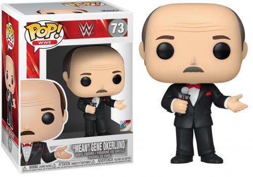 WWE - Bobble Head POP N° 73 - Mean Gene