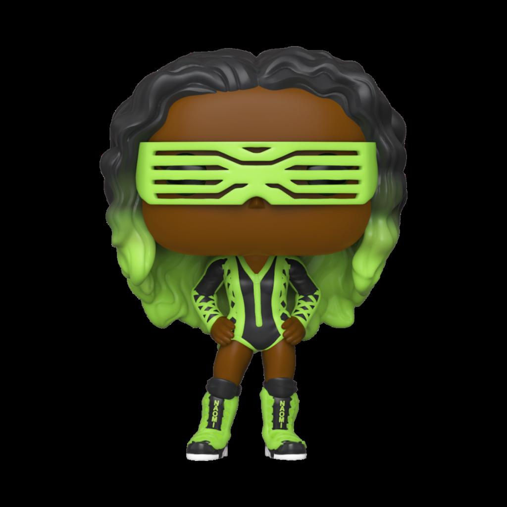 WWE - Bobble Head POP N° xxx - Naomi