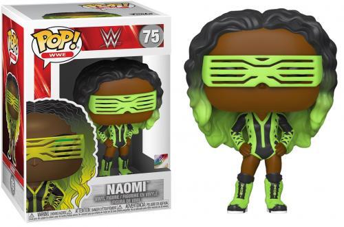 WWE - Bobble Head POP N° 75 - Naomi