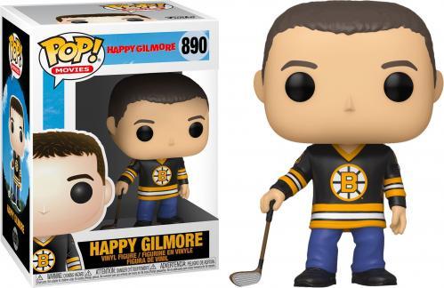 HAPPY GILMORE - Bobble Head POP N° 890 - Happy Gilmore