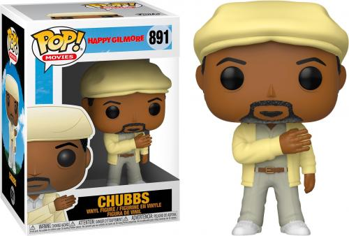 HAPPY GILMORE - Bobble Head POP N° 891 - Chubbs
