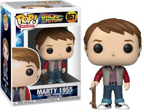 BACK TO THE FUTURE - Bobble Head POP N° 957 - Marty 1955