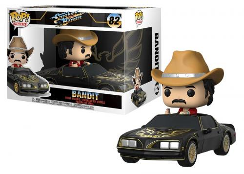 SMOKEY AND THE BANDIT - Pop Rides N° 82 - Trans Am