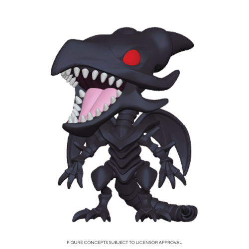 YU-GI-OH! - Bobble Head POP N° xxx - Red-Eyes Black Dragon