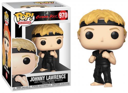 COBRA KAI - Bobble Head POP N° 970 - Johnny Lawrence