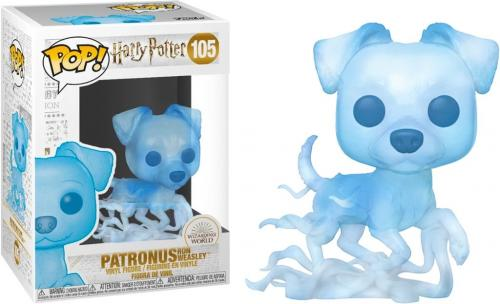 HARRY POTTER - Bobble Head POP N° 105 - Patronus 'Ron'
