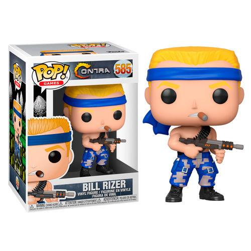 CONTRA - Bobble Head POP N° 585 - Bill