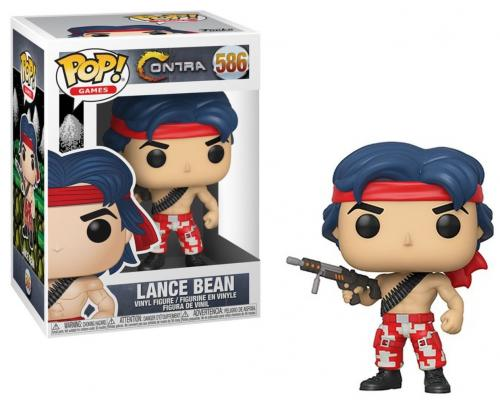CONTRA - Bobble Head POP N° 586 - Lance Bean