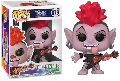 TROLLS WORLD TOUR - Bobble Head POP N° 879 - Queen Barb