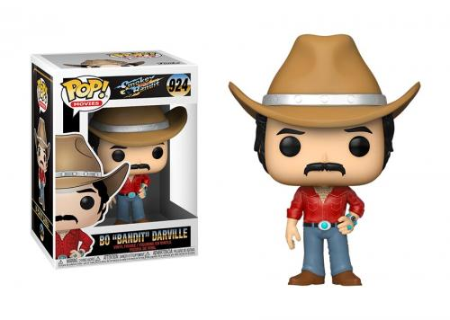 SMOKEY AND THE BANDIT - Bobble Head POP N° 924 - Bo 'Bandit' Darville