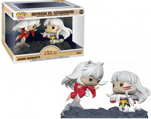 INUYASHA - Pop Moments N° xxx - Inuyasha vs Sesshomaru