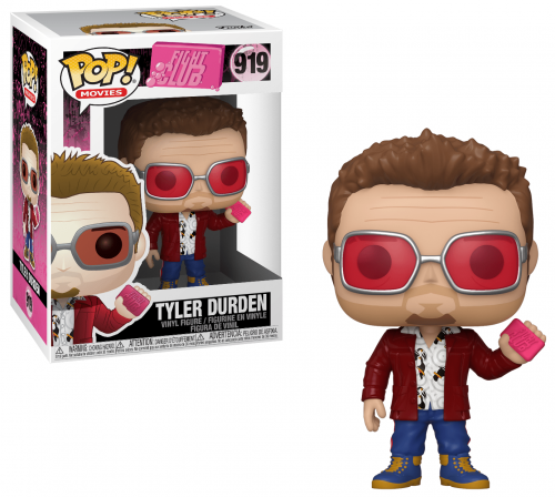 FIGHT CLUB - Bobble Head POP N° 919 - Tyler Durden