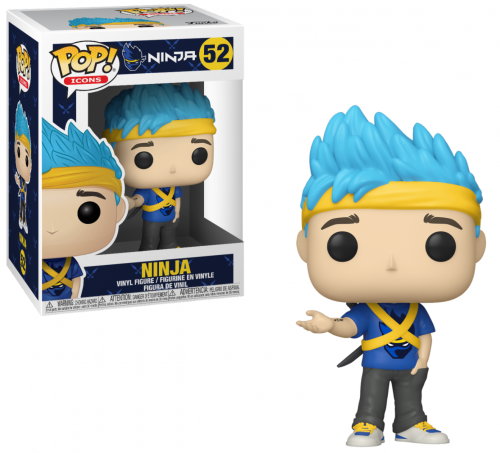 FORTNITE - Bobble Head POP N° 52 - Ninja