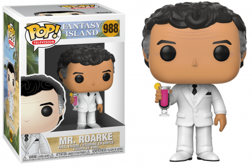FANTASY ISLAND - Bobble Head POP N° 988 - Mr. Roarke