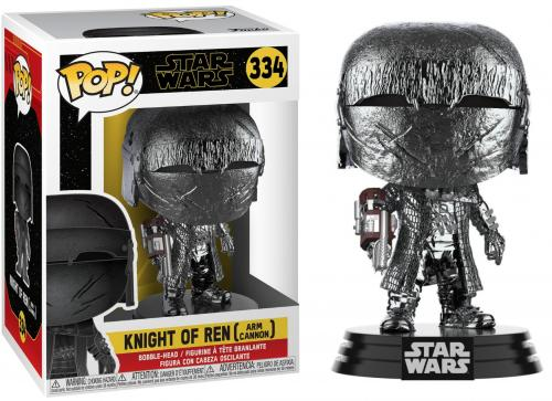 STAR WARS - Bobble Head POP N° 334 - KOR Cannon Chrome - 9cm