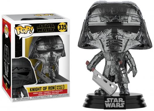 STAR WARS - Bobble Head POP N° 335 - KOR Blade Chrome - 9cm