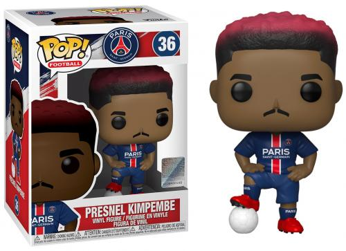 FOOTBALL - Bobble Head POP N° 36 - PSG - Presnel Kimpembe