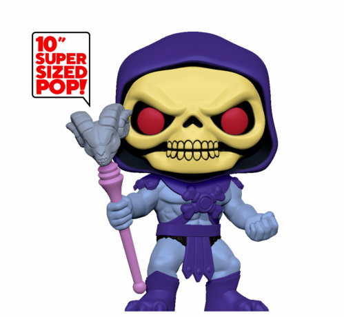MASTER OF THE UNIVERSE - Bobble Head POP N° xxx - Skeletor OVERSIZED