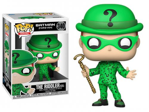 BATMAN FOREVER - Bobble Head POP N° 340 - Riddler
