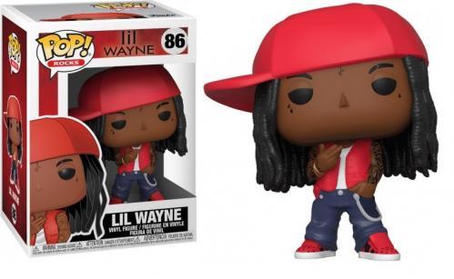 LIL WAYNE - Bobble Head POP N° xxx - Lil Wayne