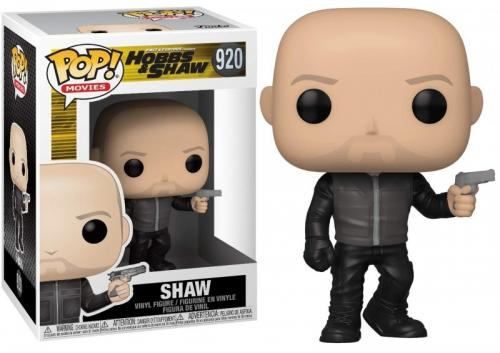 HOBBS & SHAW - Bobble Head POP N° 920 - Shaw
