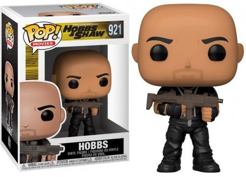 HOBBS & SHAW - Bobble Head POP N° 921 - Hobbs