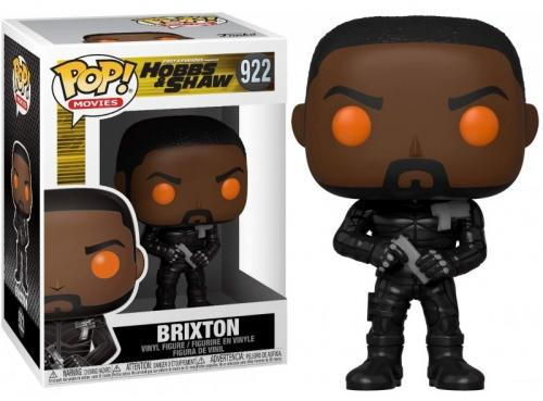 HOBBS & SHAW - Bobble Head POP N° 922 - Brixton w/ Orange Eyes