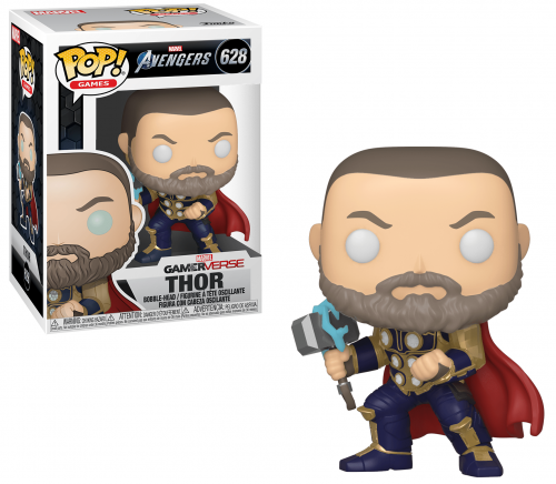 AVENGERS - Bobble Head POP N° 628 - Gamerverse Thor