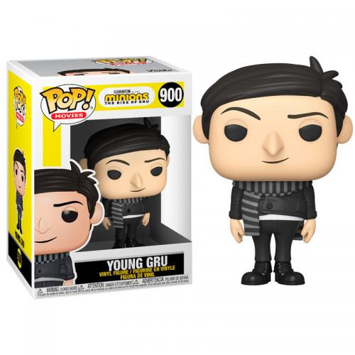 MINIONS 2 - Bobble Head POP N° 900 - Young Gru